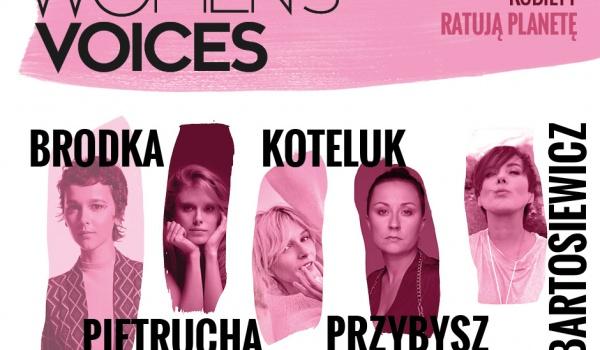 Going. | Women's Voices – Kobiety Ratują Planetę | Warszawa - Centrum Praskie Koneser