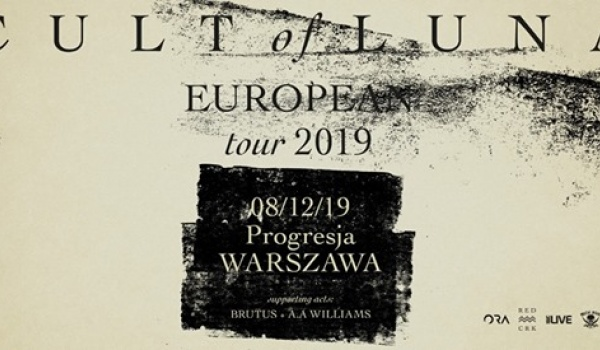 Going. | Cult of Luna | Warszawa - Progresja