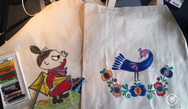 Going. | Mama, ekologia i ja - warsztaty rękodzieła z okazji Dnia Matki - Centrum Kultury Dwór Artusa
