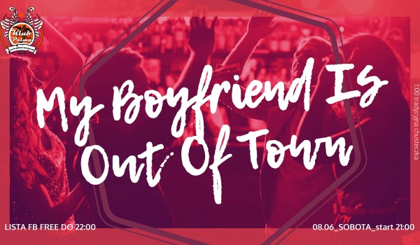 Going. | My Boyfriend Is Out Of Town - Pod Palmą