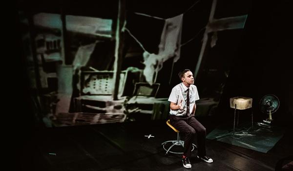 Going. | Kalifornia nieśmiertelni, reż. Szymon Kaczmarek, Teatr Współczesny w Szczecinie - Plac Wolności