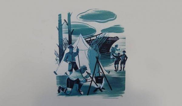 Going. | XXXII Spotkanie z Historią: Obozy harcerskie dawniej i dziś - Kujawsko-Pomorskie Centrum Kultury / KPCK