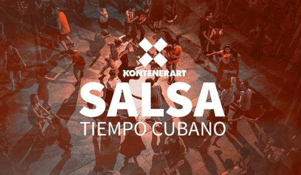 Going. | SALSA - Tiempo Cubano - KontenerART