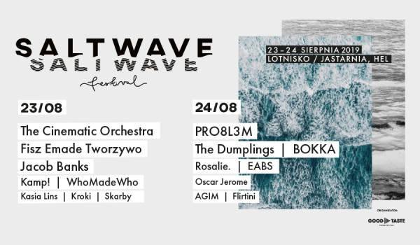 Going. | Salt Wave Festival - Lotnisko Jastarnia