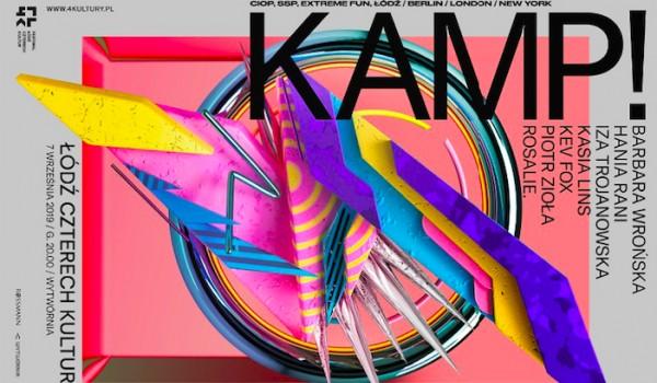 Going. | Kamp! Hot Dance Party - Festiwal Łódź Czterech Kultur - Klub Wytwórnia