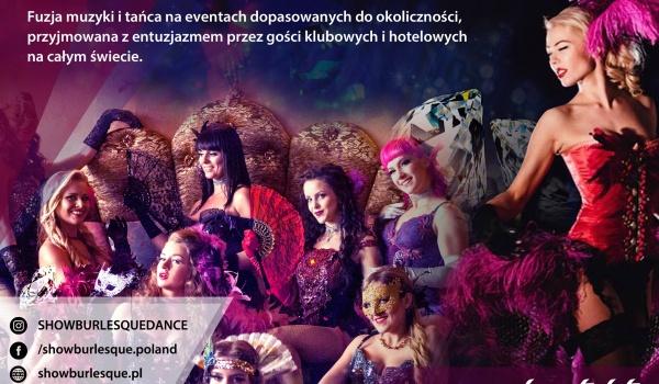 Going. | Neo(n) Burlesque - Show na Nowogrodzkiej - BARdzo bardzo