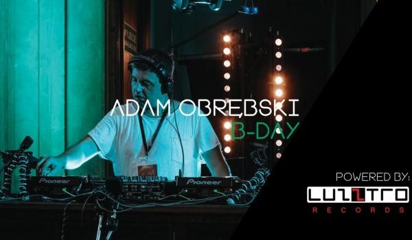 Going. | Luzztro Records w/ Adam Obrębski B-Day - Luzztro