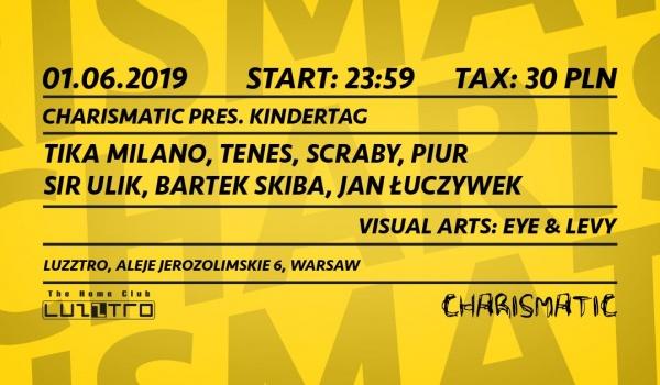 Going. | Charismatic pres. Kindertag - Luzztro