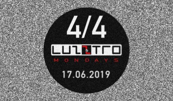 Going. | 4/4 Monday on Luzztro VOL. 5 - Luzztro