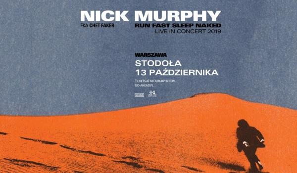 Going. | Nick Murphy - Klub Stodoła