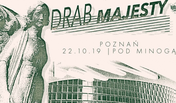 Going. | Drab Majesty + Body of Light | Poznań - Klub Pod Minogą