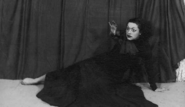 Going. | Tancerka i zagłada - historia tancerki Poli Nireńskiej - Centrum Kultury Żydowskiej