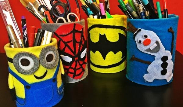 Going. | Filcowi superbohaterowie - warsztaty na Dzień Dziecka - Centrum Kultury Dwór Artusa