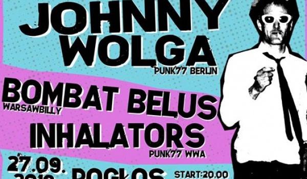 Going.   Johnny Wolga / Bombat Belus/ Inhalators - Pogłos