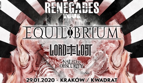 Going. | Equilibrium + Lord Of The Lost | Kraków - Klub Studencki Kwadrat