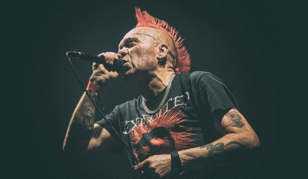 Going. | The Exploited, Maid of Ace, Włochaty, Psy Wojny - B90