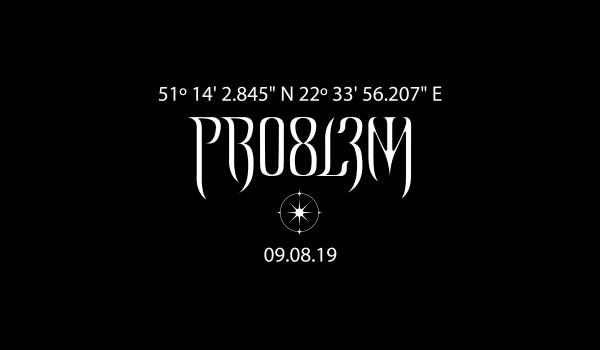 Going. | PRO8L3M – Lublin  - Plener - Plener
