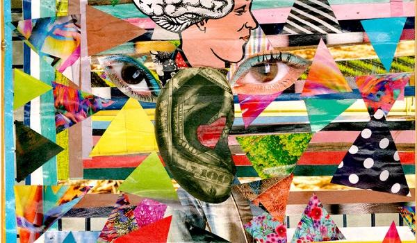Going.   Kolaż, Kolor: Jan Leszek Zirny - finisaż - Chorzowskie Centrum Kultury