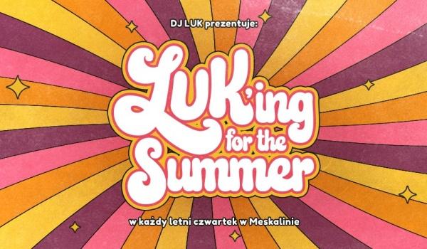Going.   Dj Luk'ing For The Summer vol.3 - Klubokawiarnia Meskalina