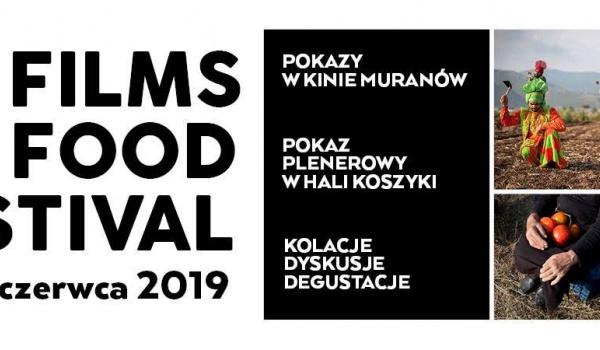 Going. | FILMS for FOOD Festival - Kino Muranów