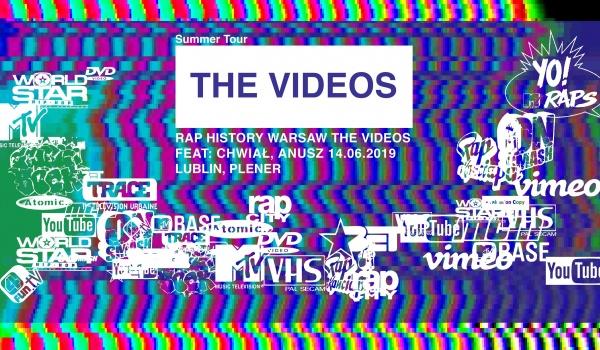 Going.   Rap History Warsaw: The Videos - Summer Tour w Lublinie! - Plener