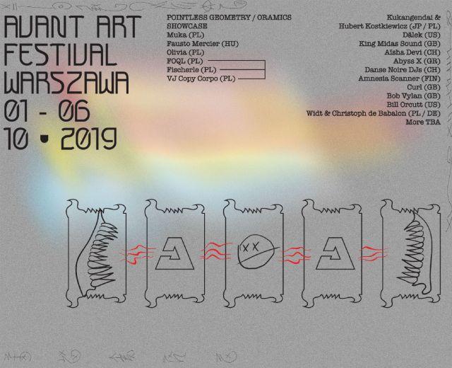 Going. | Avant Art Festival 2019 Warszawa