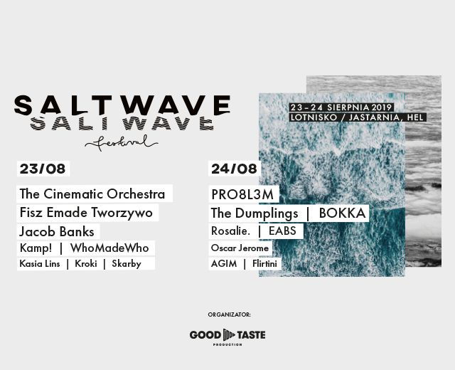 Going. | Salt Wave Festival