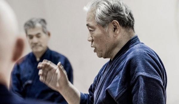 Going. | Sensei Yamamoto w Centrum Tengukai - Centrum Tengukai