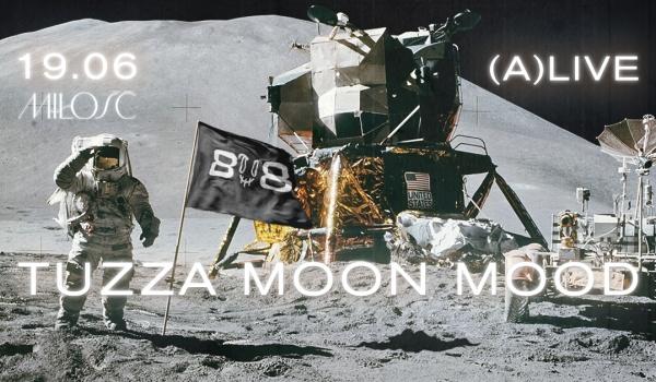 Going.   TUZZA - Moon Mood (a)live - Miłość / Patio Kredytowa 9