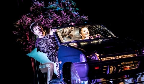 Going.   Motyl - Wrocławski Teatr Lalek