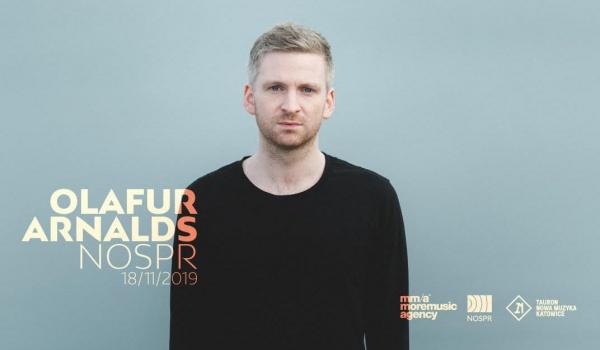 Going. | Ólafur Arnalds w NOSPR - NOSPR Katowice