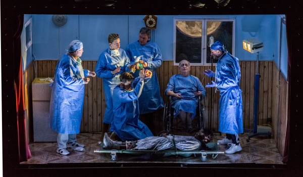 Going. | Horror szał - Teatr Zagłębia w Sosnowcu