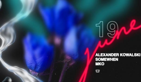 Going. | Alexander Kowalski, Somewhen - Smolna