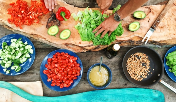 Going. | Wege smaki: warsztaty kulinarne - Most Kultury