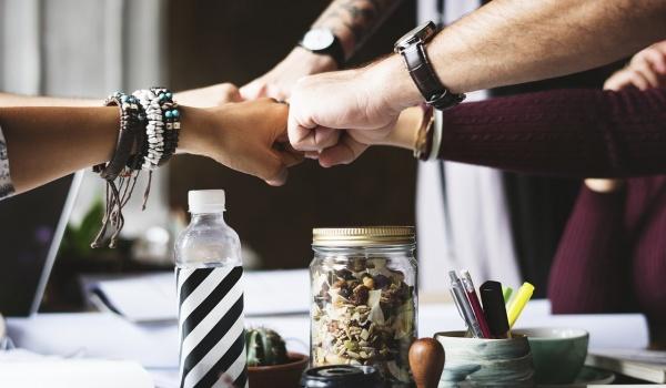 Going. | Weź władzę w swoje ręce! - spotkanie edukacyjne - Drzwi Zwane Koniem