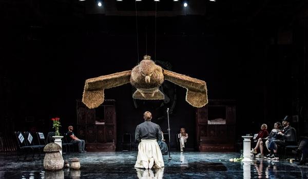 Going. | O MĘŻNYM PIETRKU I SIEROTCE MARYSI. Bajka dla dorosłych - Teatr Polski w Poznaniu