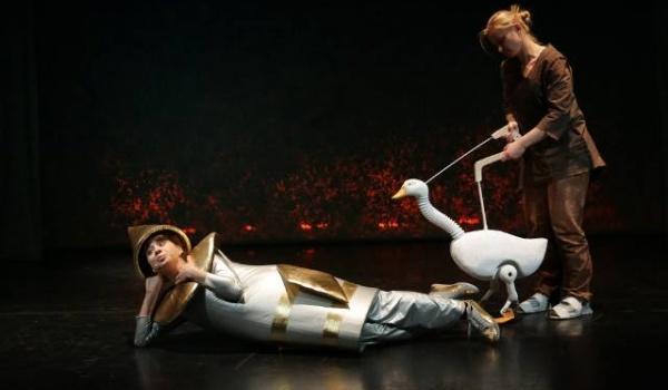 Going. | Bajki Wilde - Teatr im. H. Ch. Andersena w Lublinie