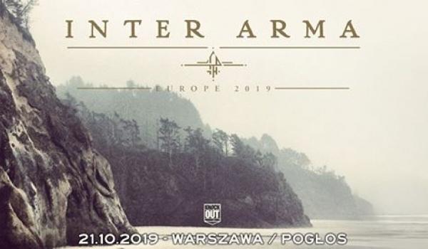Going. | Inter Arma | Warszawa - Pogłos