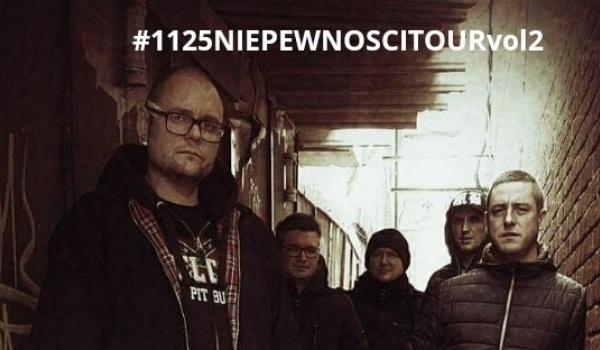 Going. | 1125 Niepewności Tour vol. 2 - Pogłos