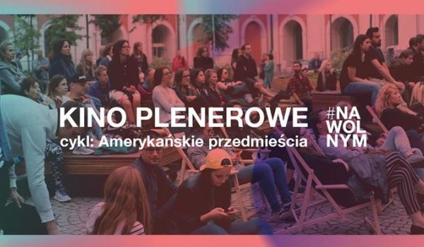 Going. | Kino plenerowe #NaWolnym | Cykl: Amerykańskie przedmieścia - Miasto Poznań
