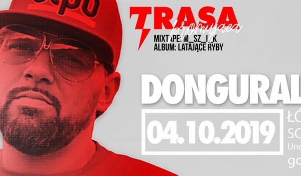 Going. | DonGURALesko - premiera mixtape + Latające Ryby / Łódź - SODA Underground Stage