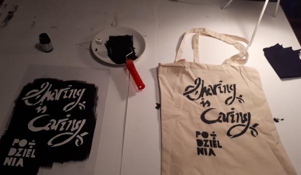 Going. | PO – DZIELAMY Zero Waste #3  Warsztaty koszulki z upcyklingu | Empik Plac Wolności - empik Plac Wolności, Ratajczaka 44