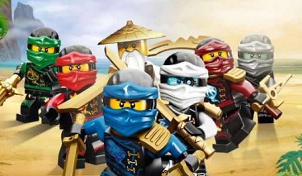 Going. | Przywitanie lata w stylu ninja! - Bricks 4 Kidz