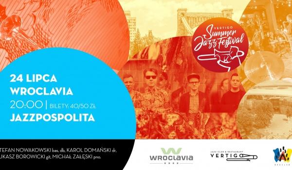 Going. | Jazzpospolita - Wroclavia - Vertigo Summer Jazz Festival - Wroclavia