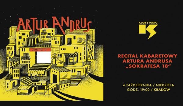 "Going. | Artur Andrus ""Sokratesa 18"" - Klub Studio"