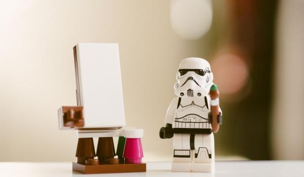 Going. | Cyfrowy Dzień Ojca: LEGO i Star Wars - Technopark Pomerania
