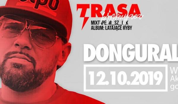 Going. | DonGURALesko - premiera mixtape + Latające Ryby | Wrocław - Akademia Club