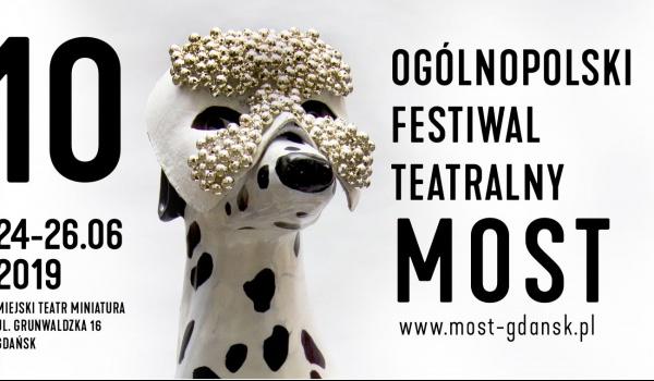Going. | X Ogólnopolski Festiwal Teatralny MOST - Teatr Miniatura