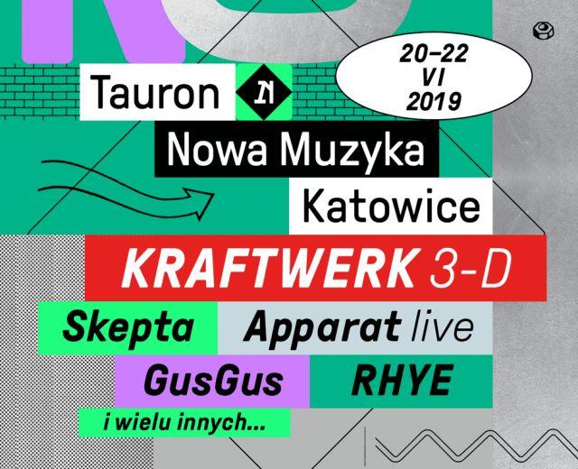 Going. | Bilety jednodniowe na Tauron Nowa Muzyka Katowice 2019!