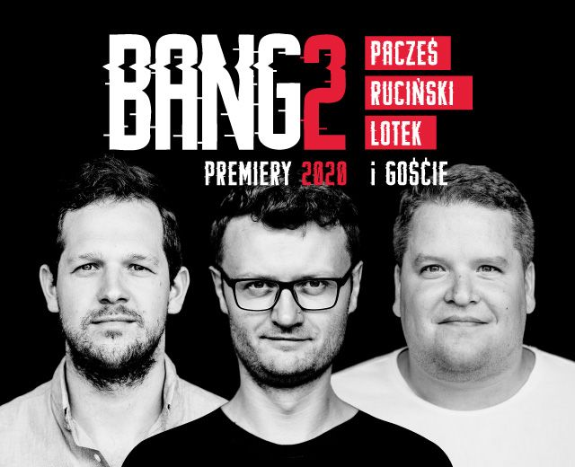 Going. | Trasa Bang2 - Premiery 2020